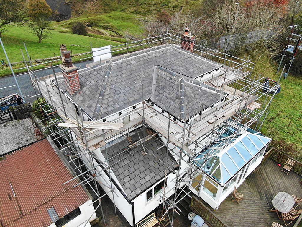 Roofing in Littleborough