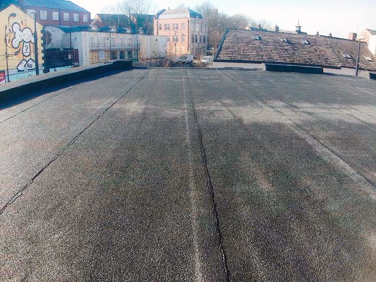 Commercial Roofing in Rochdale