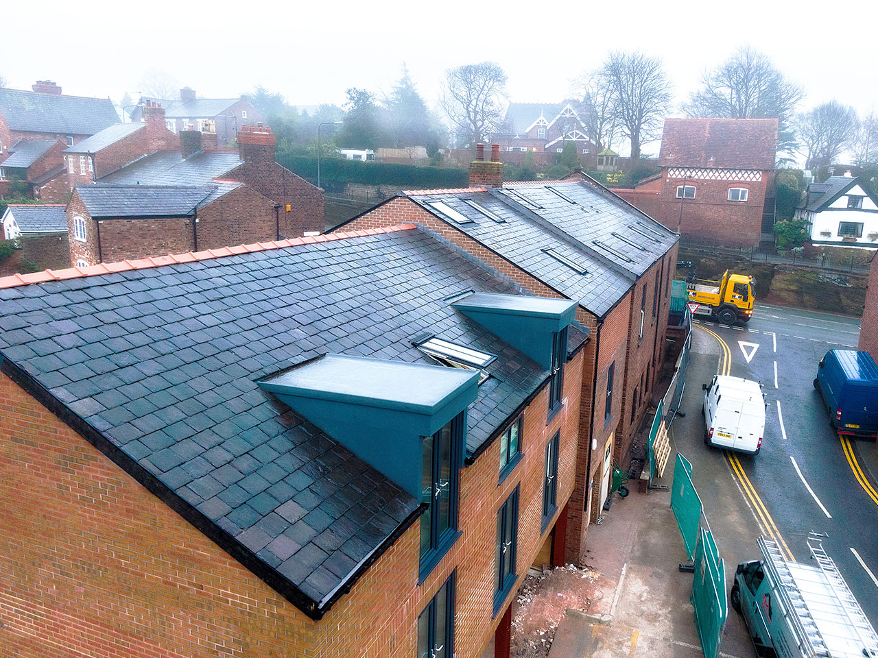 Building Development Roofing in Rochdale Manchester