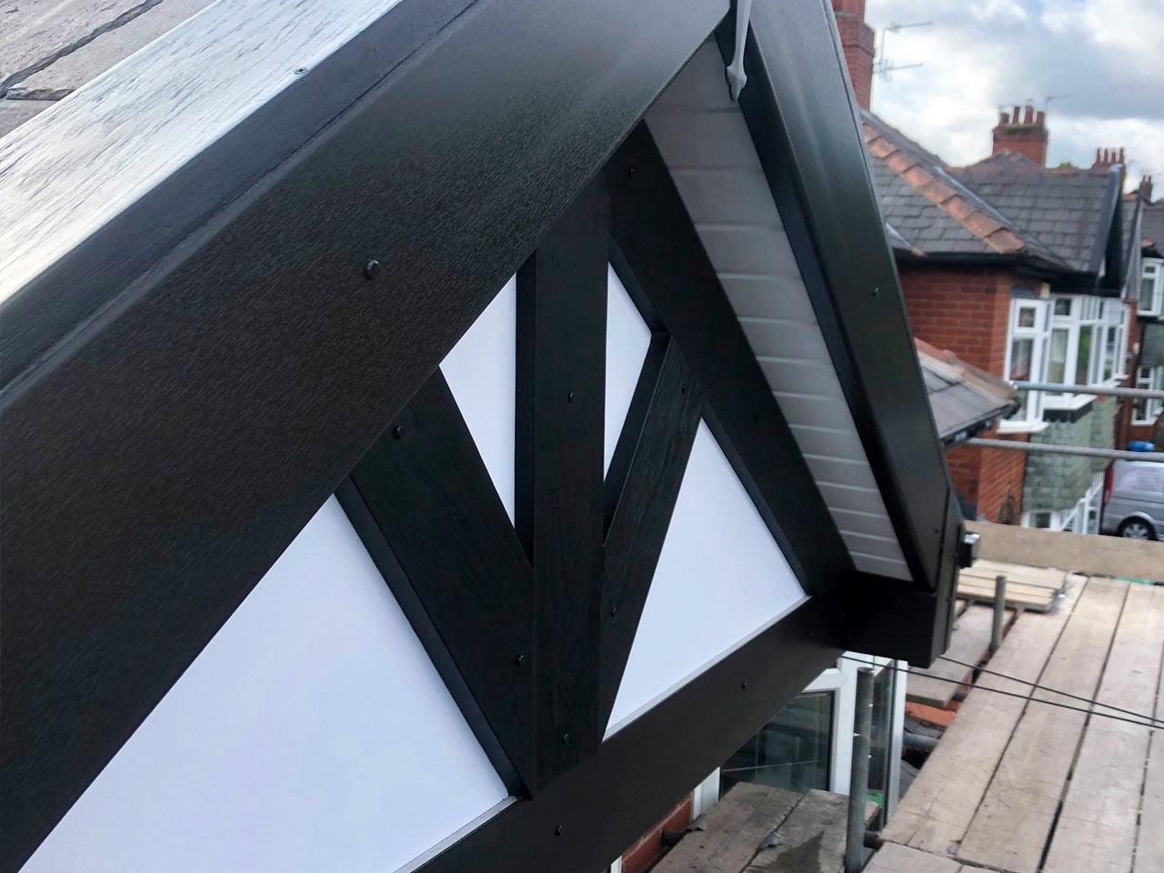 uPVC Guttering & Fascias - TM Roofing Services in Rochdale