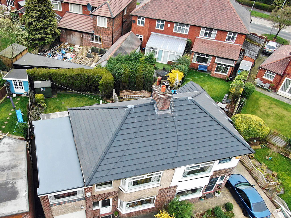 Recent Roofing in Rochdale